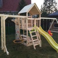 Ликвидация детских игровых площадок KRAFT