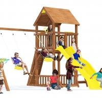 Распродажа детских игровых площадок MoyDvor