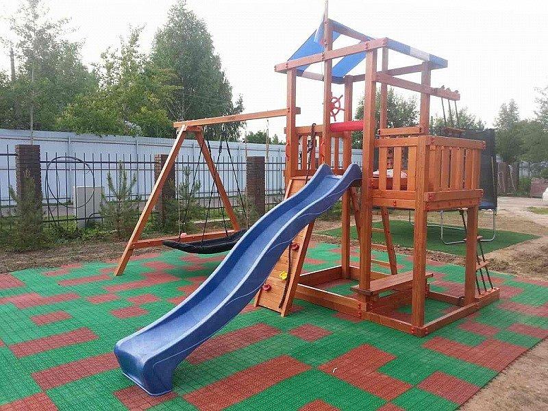 Детские площадки Самсон распродажа