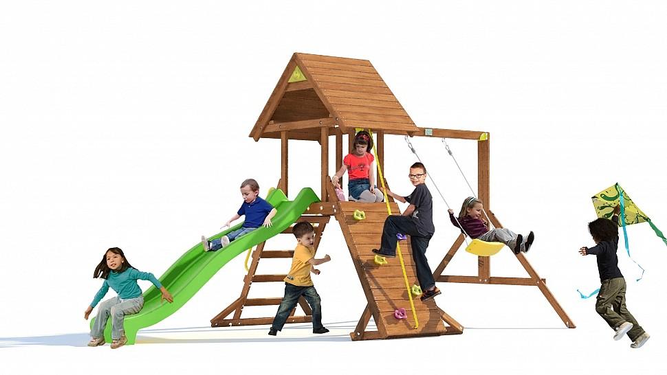 Детская площадка Крепость Свободы