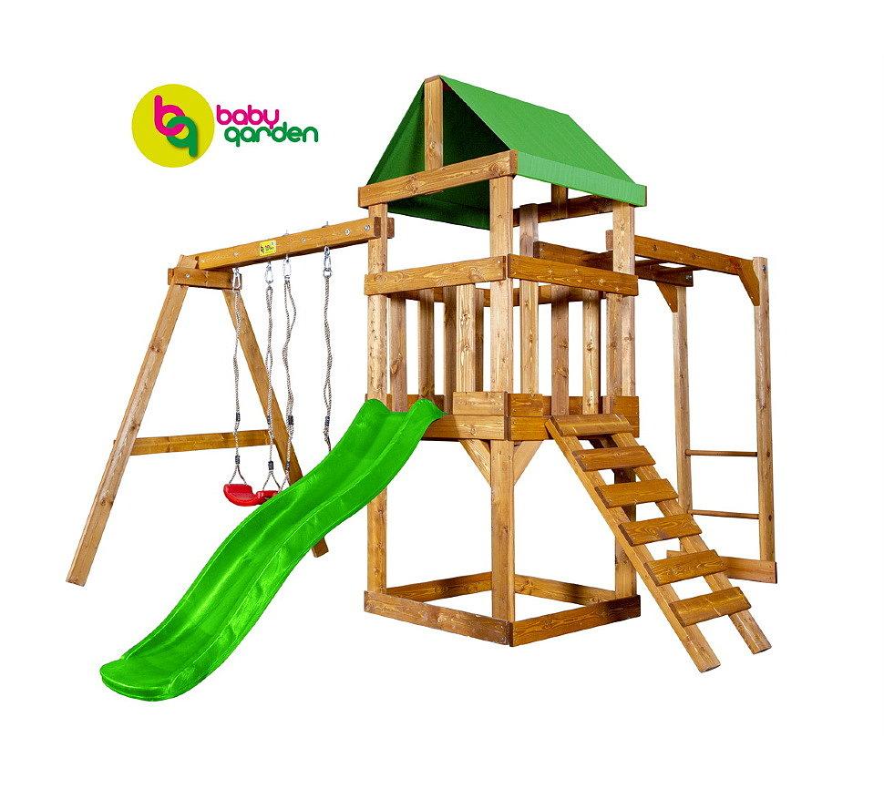 Детские игровые площадки BabyGarden