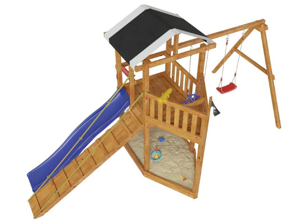 Детская спортивная площадка самсон