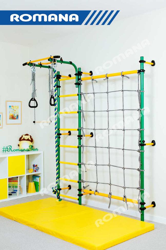 Шведские стенки Romana Детский спортивный комплекс Karusel S3
