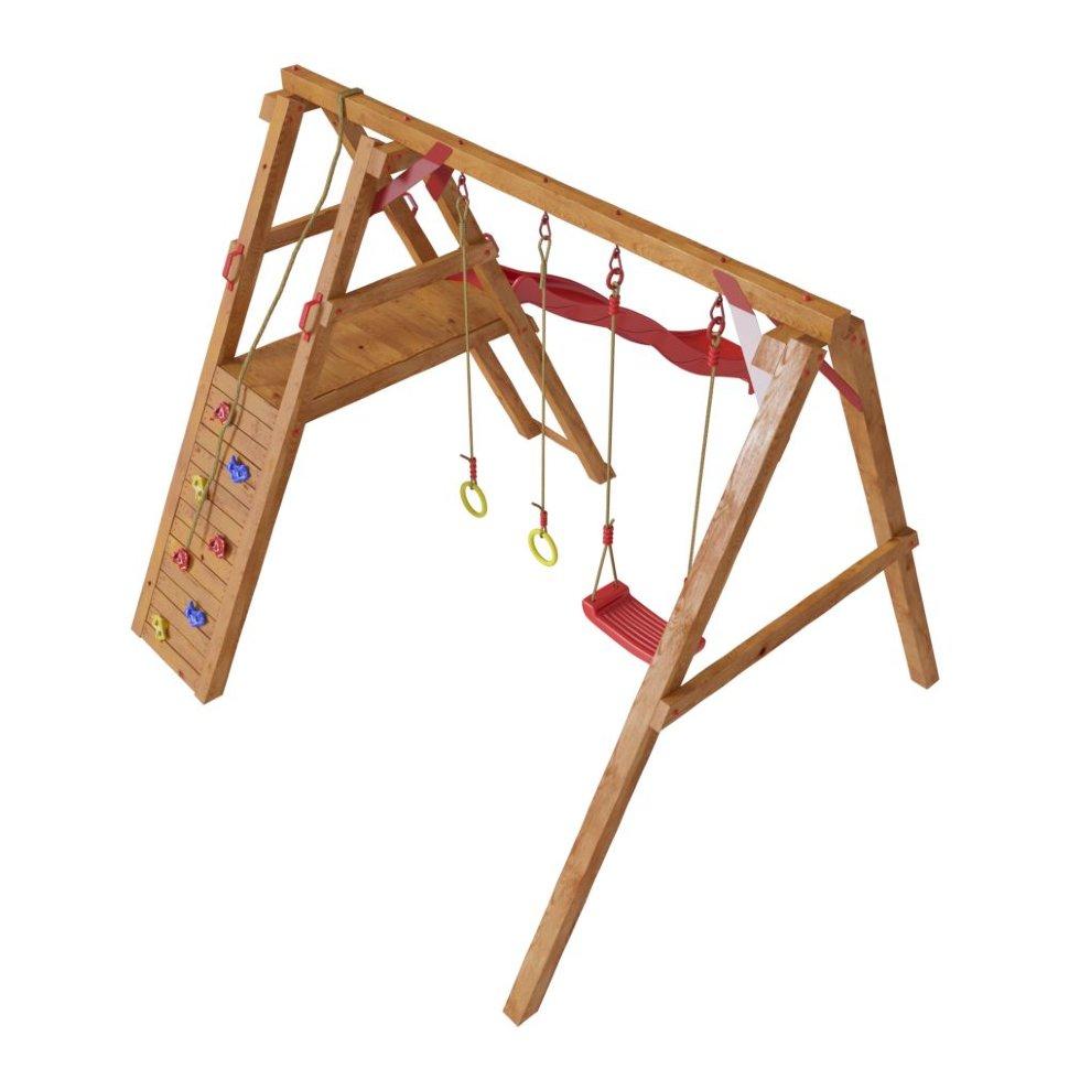Детская площадка деревянные цены